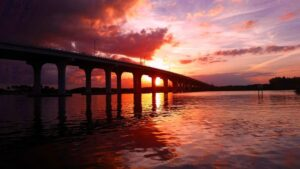 Indian River Lagoon Private Sunset Boat Tour