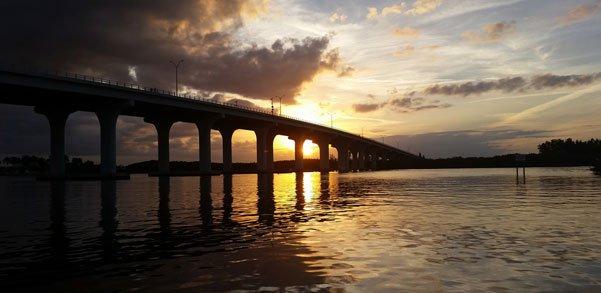 Vero Beach Boat Tour Sunset Cruise